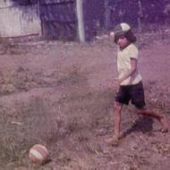 Fútbol en el barrio