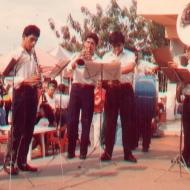 Banda musical de la base aérea