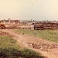 Construcción de El Vallado
